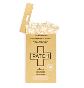Patch Natural 'On-The-Go' - 4 pack