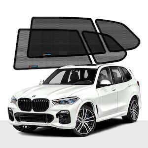 BMW Car Shade - X5 4th Gen G05 2019-Present