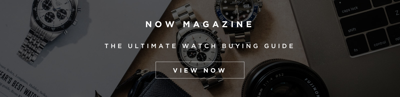The ultimate watch buying guide