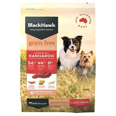 Black Hawk Grain Free Adult Kangaroo Dry Dog Food