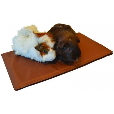 Zeez Cool Pad Pet Cooling Mat for Dogs Cats & Small Animals Bronze - 4 Sizes