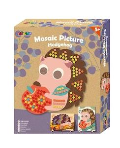 Avenir - Mosaic Picture - Hedgehog