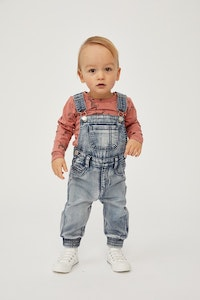 Milky - Denim Overall