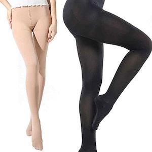 Medical compression socks-pantyhose closed toe CLASS 1 (15-20)mmhg