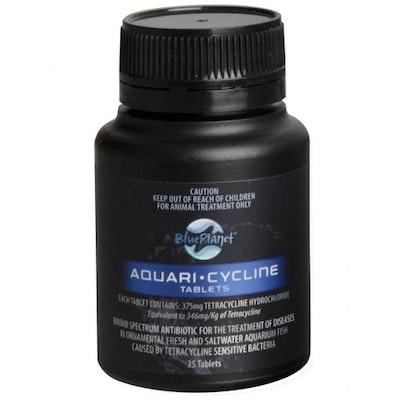 Blue Planet BP Aquaricycline Tabs 25pk