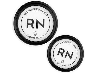 Björn Hall RN Registered Nurse Replacement Stethoscope Diaphragms