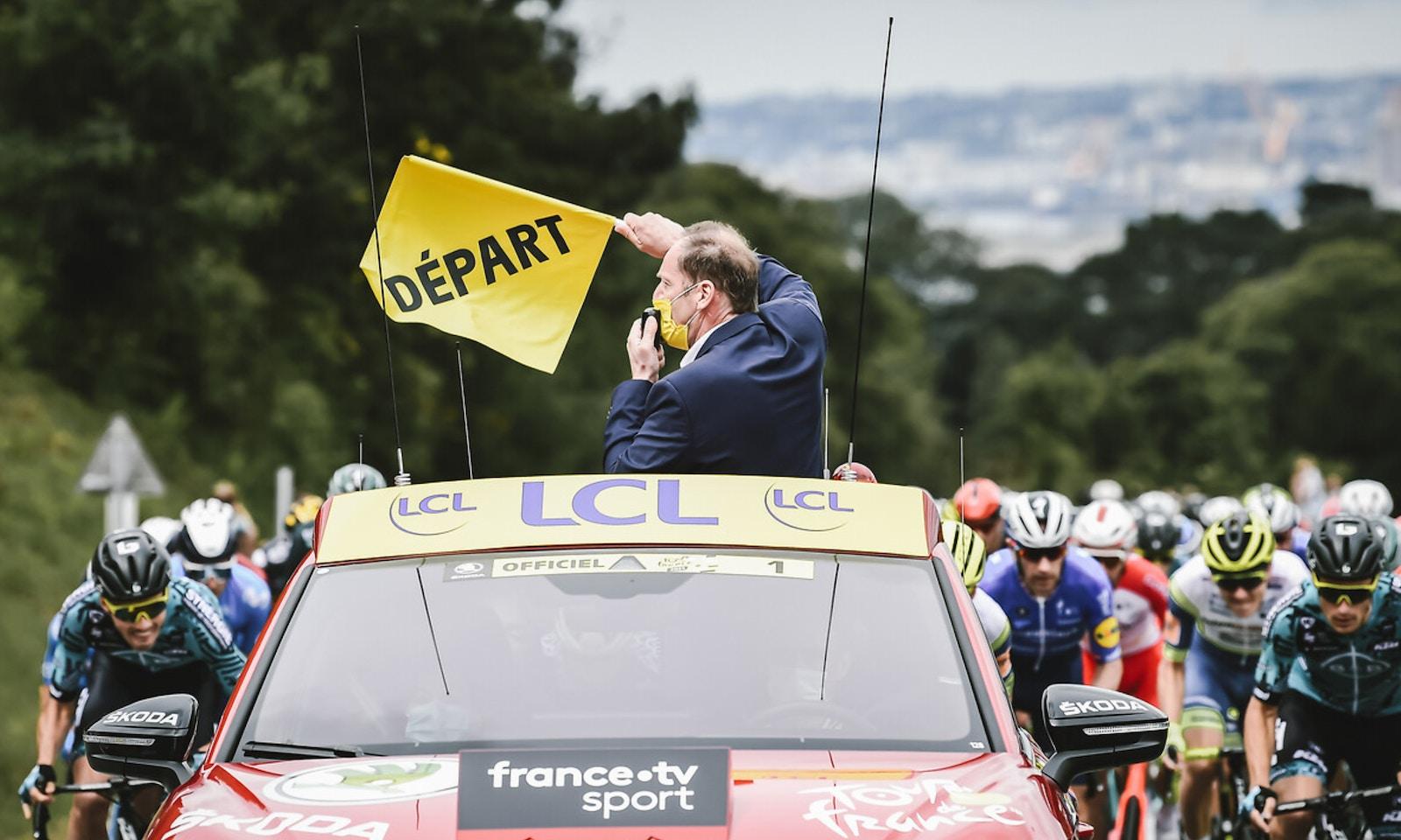 Tour de France 2021: Stage One Recap