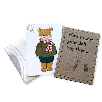 Karen Erasmus Designs Sew Together Doll – Maisie