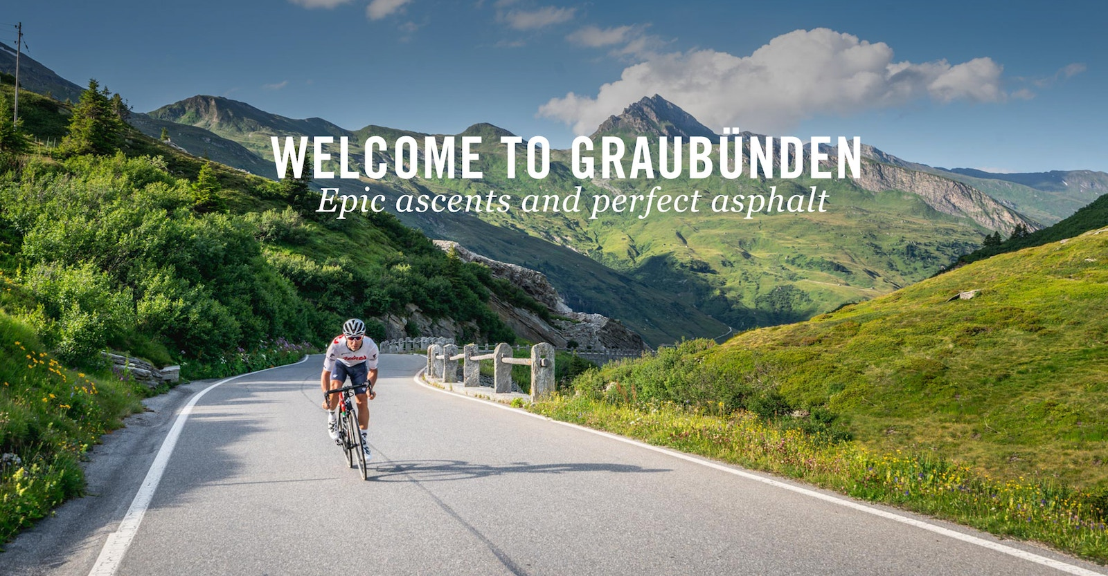 Welcome to Graüdunden - Epic Peaks and Perfect Asphalt