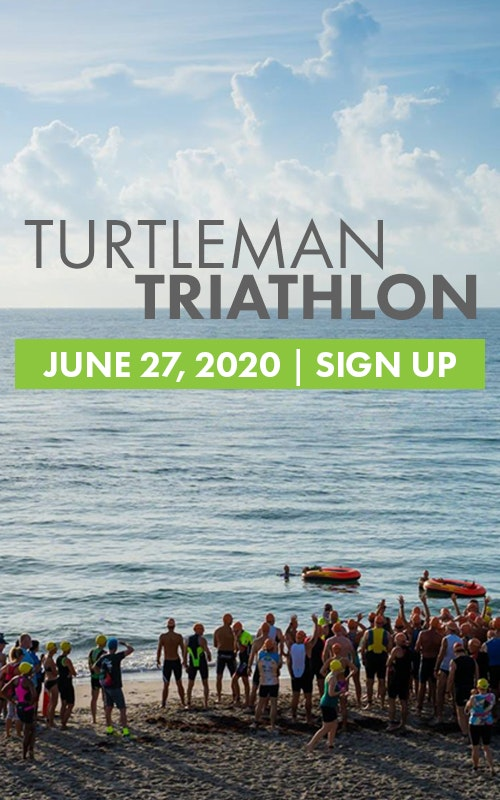Tri Bike Run is a major sponsor of the Turtleman Triathlon.