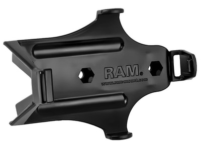 RAM-HOL-GA7U ::  RAM Cradle for the Garmin GPSMAP 176, 176C, 196, 276C, 296, 376C, 378, 396, 478 & 496