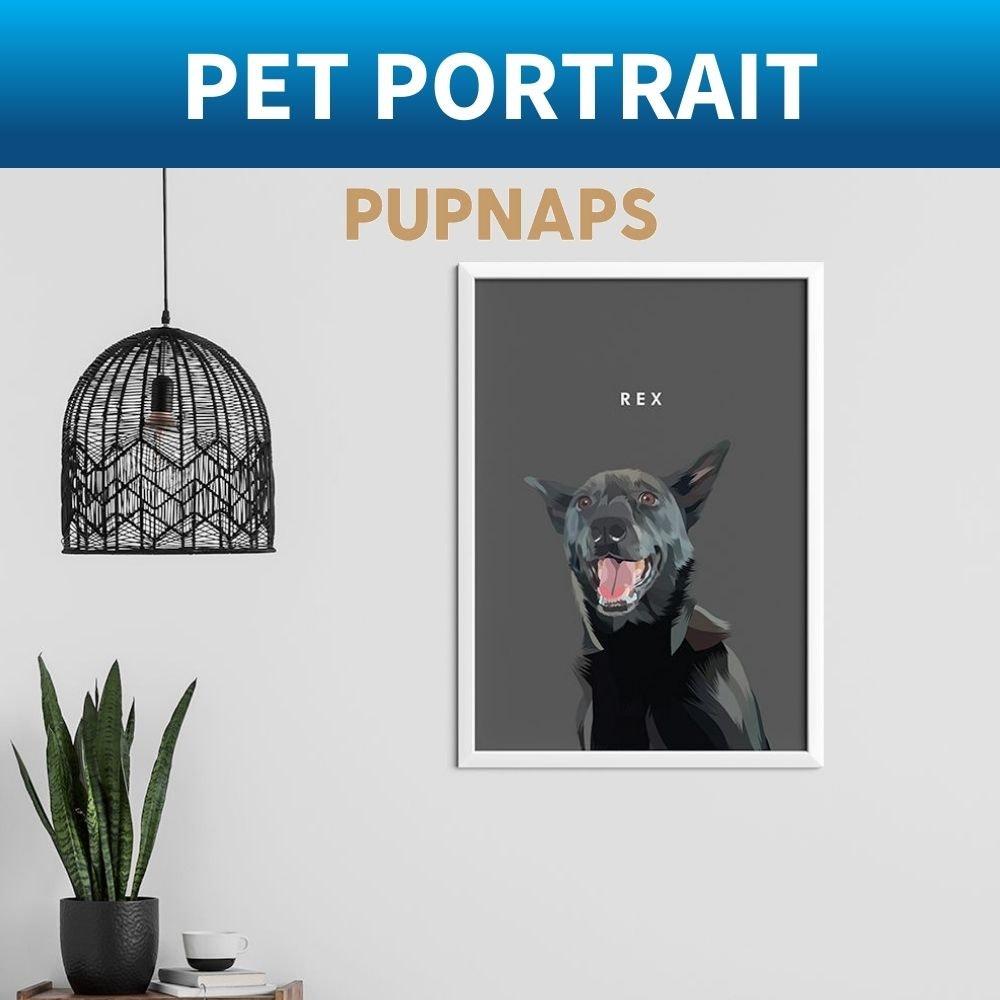 create pet portrait online best gift for pet owner