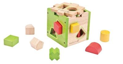 EverEarth - Shape Sorter Box