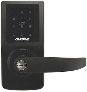 Carbine CEL 3 In 1 Electronic Digital Entry Lockset-CEL-3IN1-SL8SNKIT