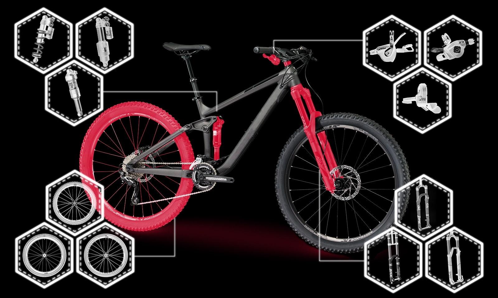 Best Value Mountain Bike Upgrades