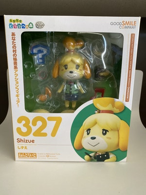 Shizue (Isabelle) Figure: 327
