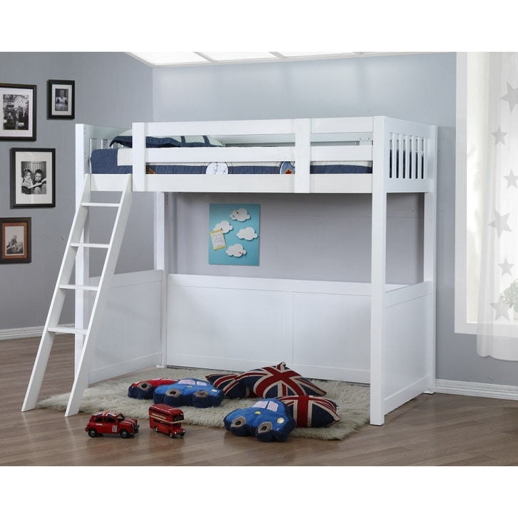 100137738 on Ikea Stora Loft Bed