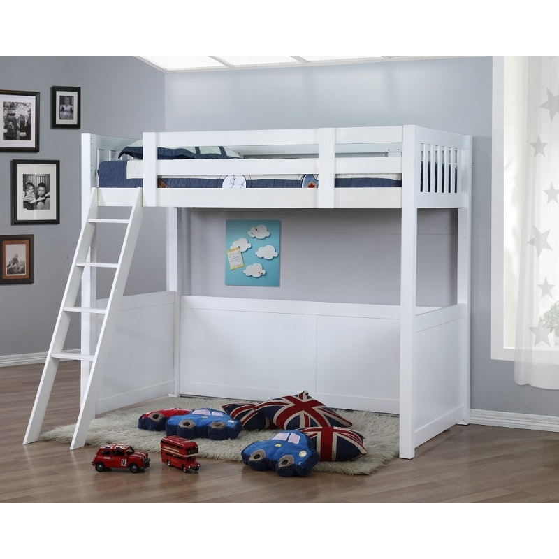 Kids furniture fdo my design bunk bed king single bunk for Single bunk bed