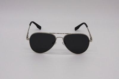 Flynn Silver Sunglasses