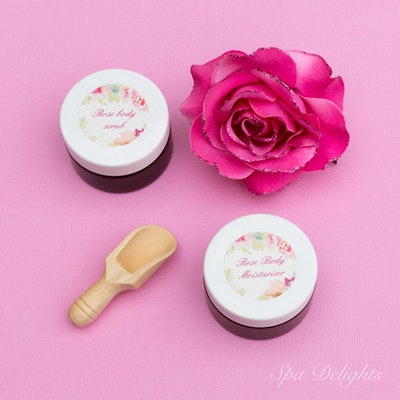 Spa Delights Smooth skin pack (Rose)