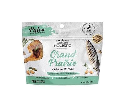 ABSOLUTE HOLISTIC Grand Prairie Chicken & Hoki Air Dried Cat Treats 50G