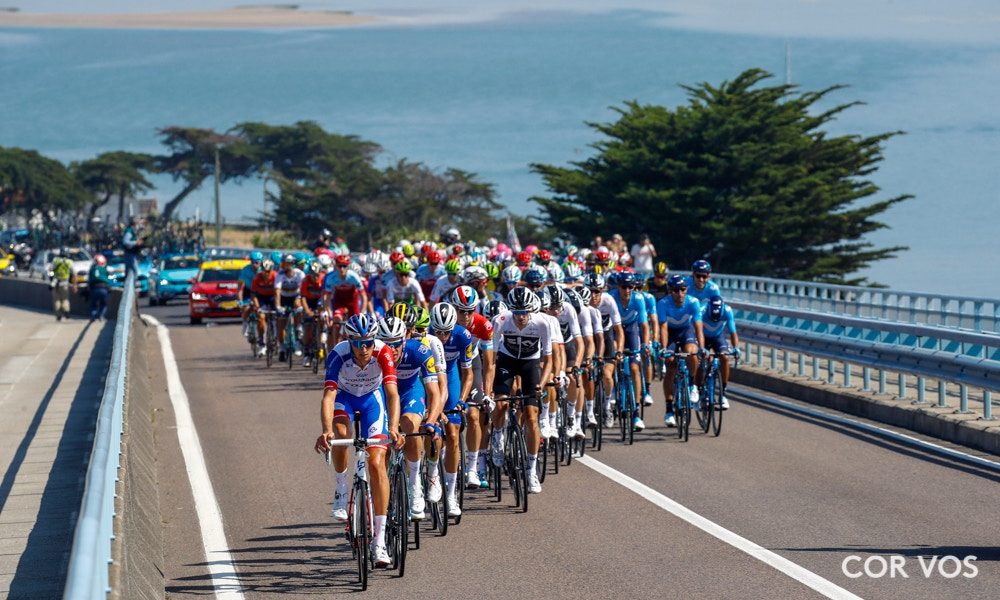 Tour de France 2018 Race Report: Stage One