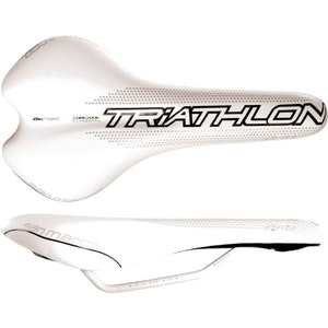 Selle San Marco Era Dynamic Triathlon Rail - White