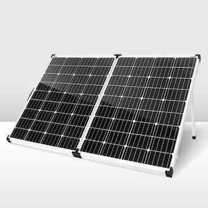 250W 12V Mono Folding Solar Panel Kit