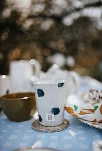 Carousel Cup | Indigo Spot
