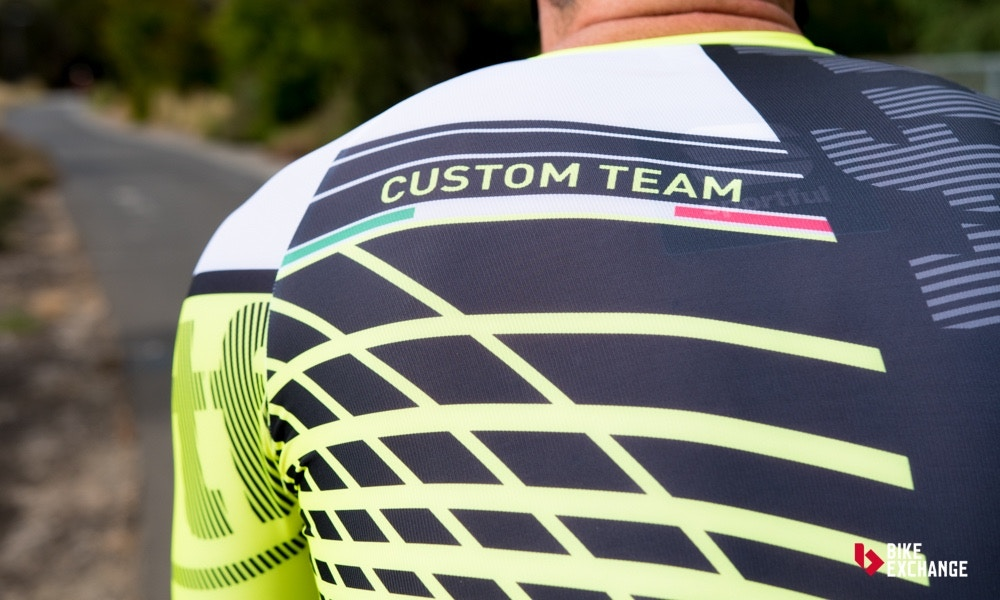 Custom Cycling Clothing Buyer's Guide