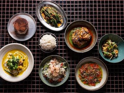 Hanoi Hannah Banquet, Feeds Two