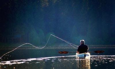 Kayak Fishing: a whole new angle