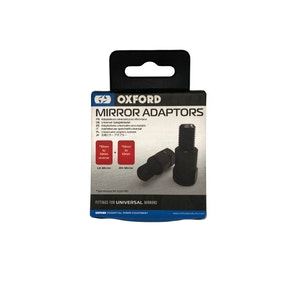 Oxford Mirror Adapters - 10mm to 10mm Reverse