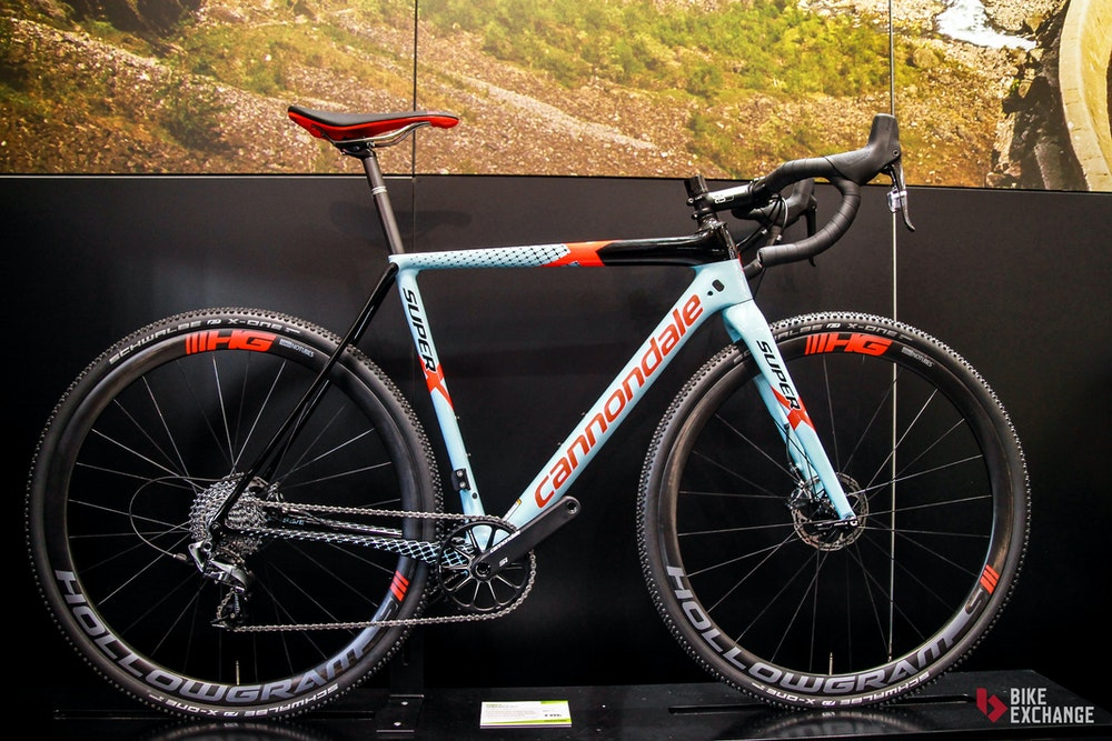 Cannondale SuperX Force Eurobike2016