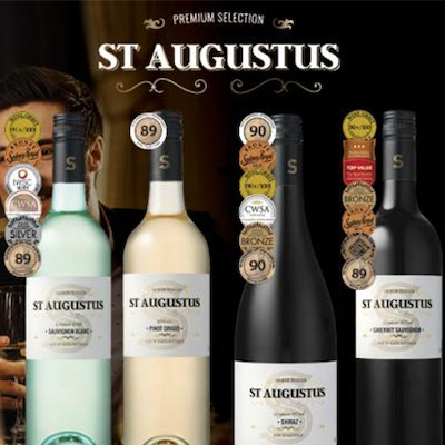 St Augustus Wine Awards