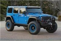 Six new Concept Vehicles for US 48th Annual Offroad Moab Easter Jeep Safari