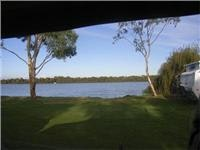 View from the Geist at Westbrook Park Tailem Bend