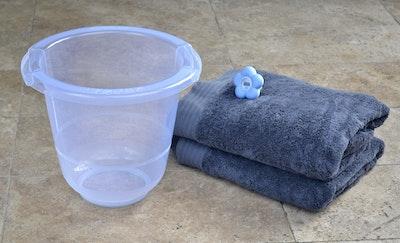 Tummy Tub Clear