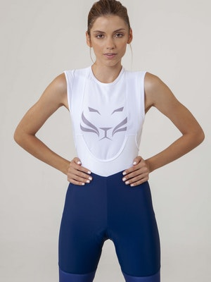Taba Fashion Sportswear Pantaloneta de Ciclismo Clasica Mujer Navy