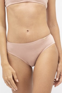1 People Buenos Aires Modal Bikini Briefs in Peony Pink