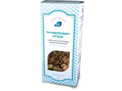 Broad Bean Chips