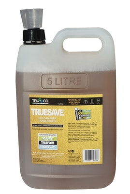 Trueeco TRUESAVE CONCENTRATE 5L (Creates 100 Litres READY2USE)
