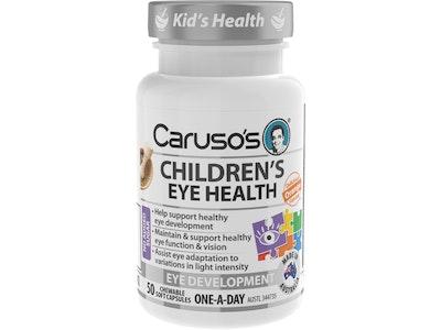 Caruso's Natural Health Caruso's Children's Eye Health