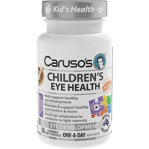 Caruso's Natural Health Caruso's Children's Eye Health