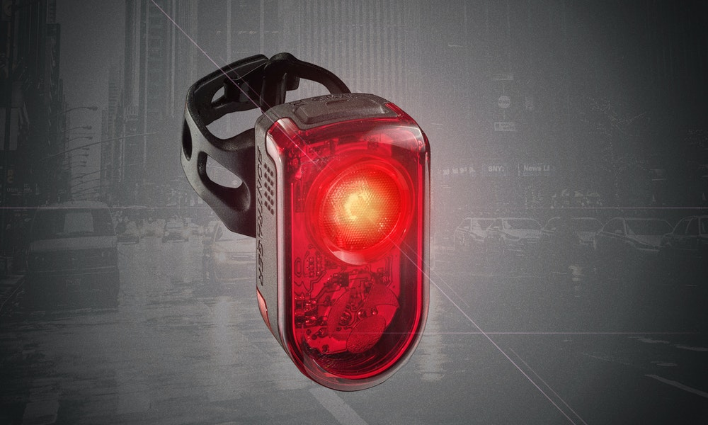 Daytime Cycling Lights Bontrager Flare R rear