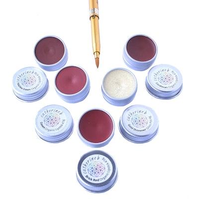 Catherine B Warm & Rich Lipstick Pack