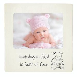 Dakota Baby Photo Frame Mondays Child