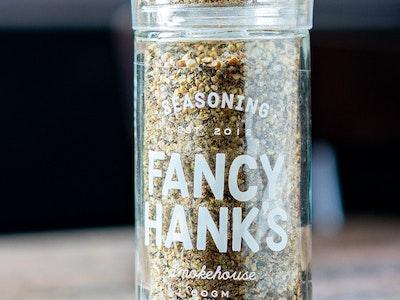 Fancy Hanks BBQ Pepper