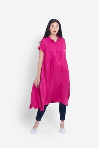 ELK ABELINE DRESS FREESIA
