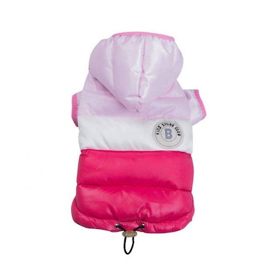 THE Kids Store Club | Puffer Jacket Pink